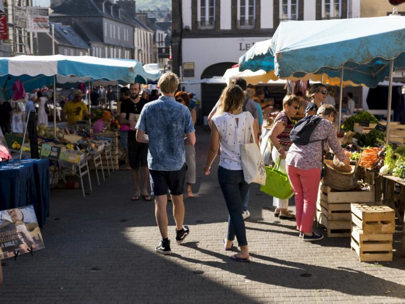 Les marché à proximité