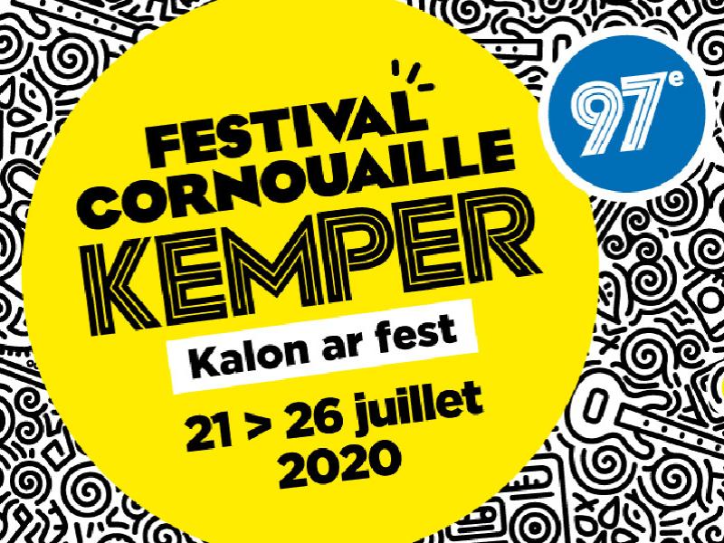 Festival de Cornouaille (annulé cause Covid 19) – Quimper
