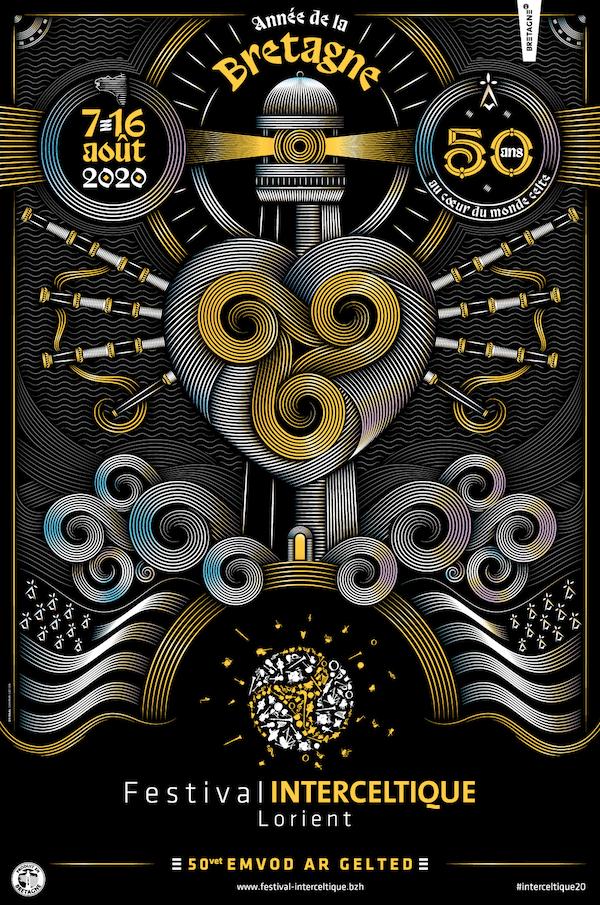 50éme édition du Festival Interceltique